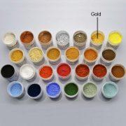 Gold pavercolors-vierkant