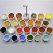 Silver-pavercolors