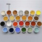 White pavercolors-vierkant