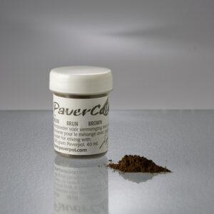 Pavercolor Brown