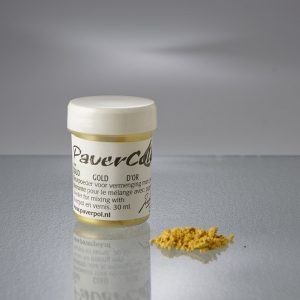 Pavercolor Gold
