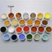 Copper-pavercolors