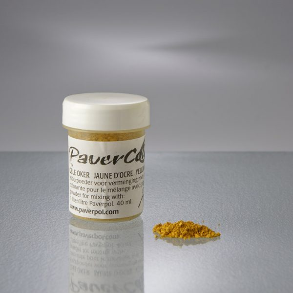 Pavercolor Yellow-Ochre