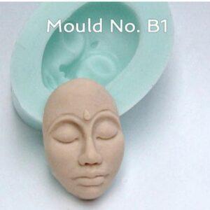 Mould face B1